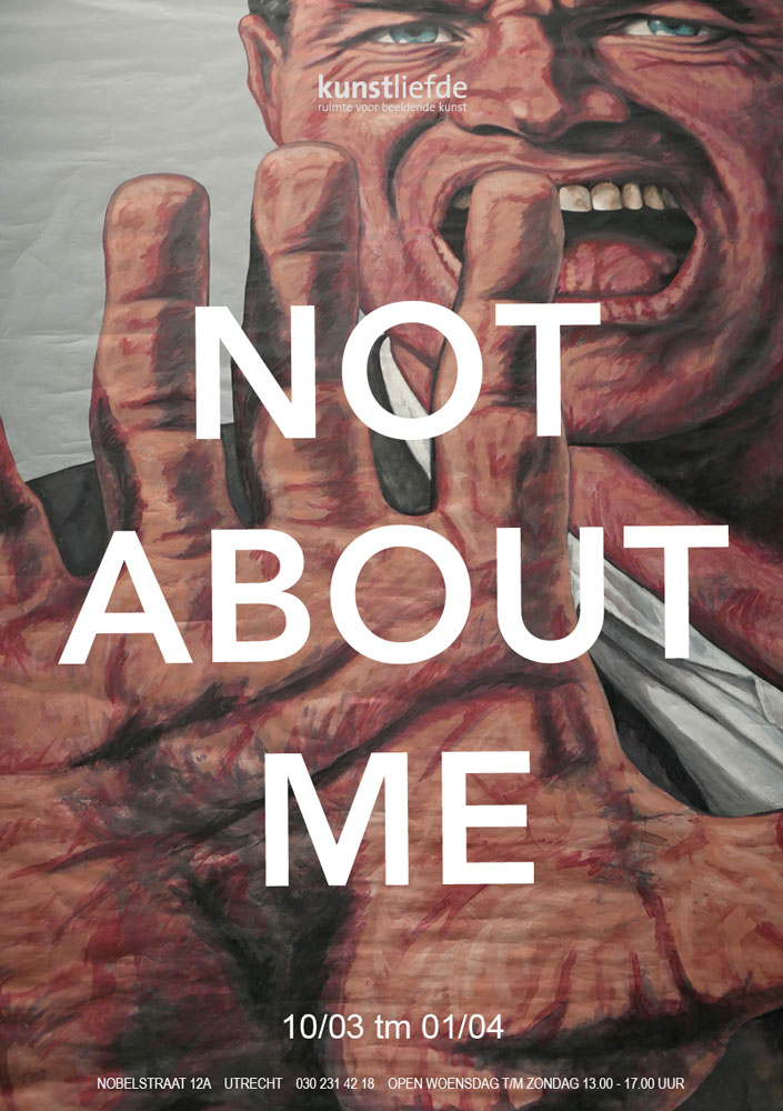 NOT ABOUT ME - Ledententoonstell